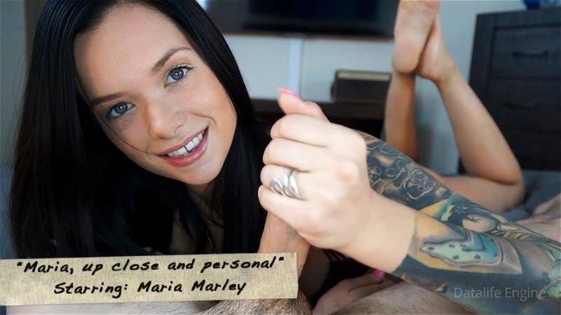 Maria Marley - Maria, up close personal (Clips4Sale.com) | (FullHD | 2017)