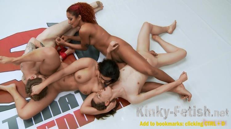 White Girl Tag Team Bbc