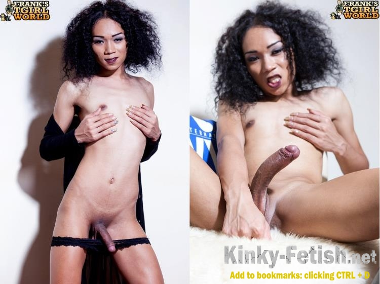 Danny Cacau - Pier - Beautiful, Sexy And Naked! (Franks-TGirlWorld) | (HD | 2017)