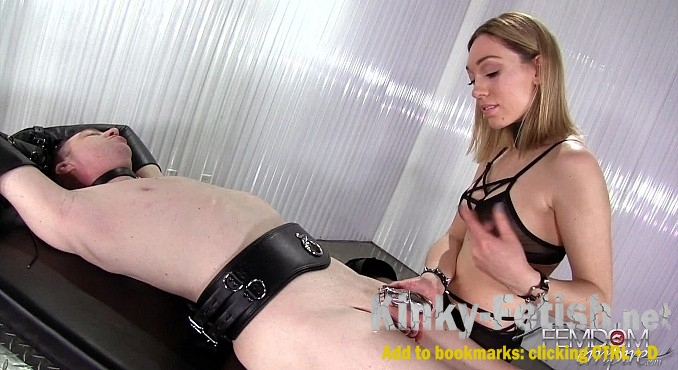 Lily Labeau - Helpless Hand Humper (FemdomEmpire) | (FullHD | 2017)