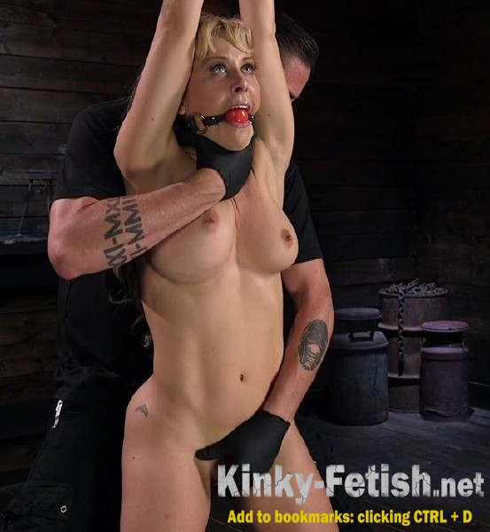 Cherie Deville - Buff MILF Cherie Deville Submits to Rope Bondage and Unwilling Orgasms (HD | 2017)