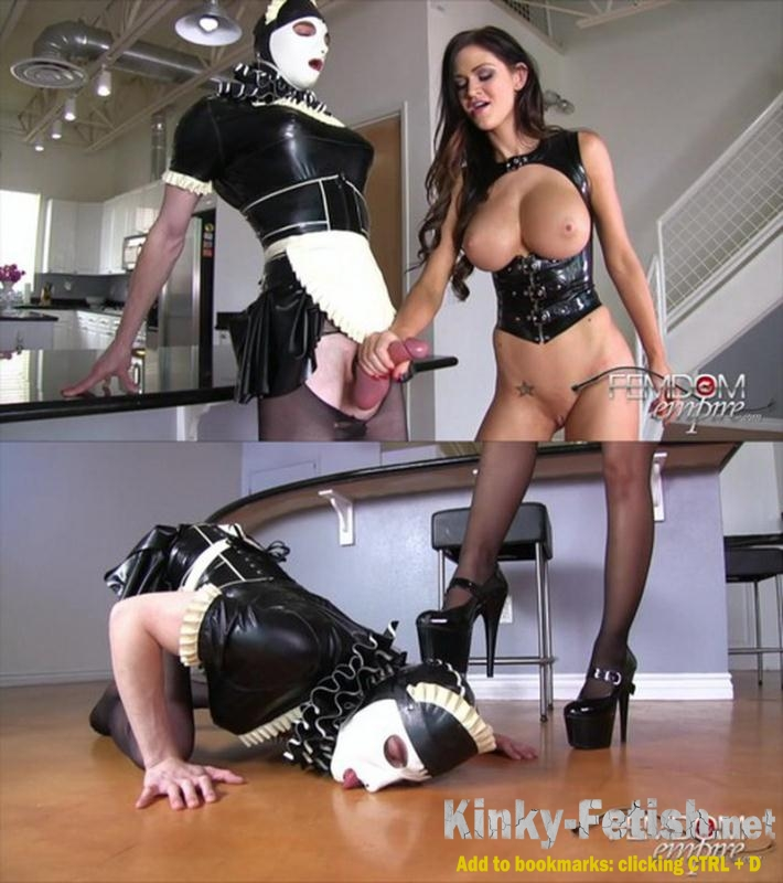 Kendall Karson - Punished Rubber Maid (FemdomEmpire) | (HD | 2015)