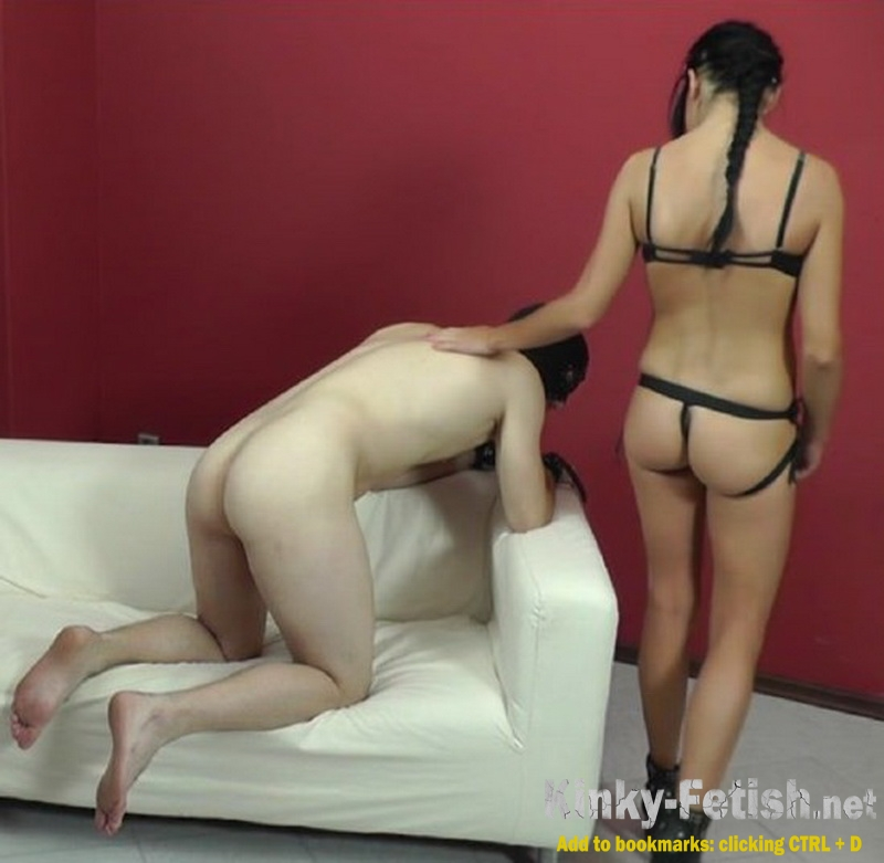 Mistress Dolores - Punishment From Behind (Cruel-Mistresses) | (HD | 2014)