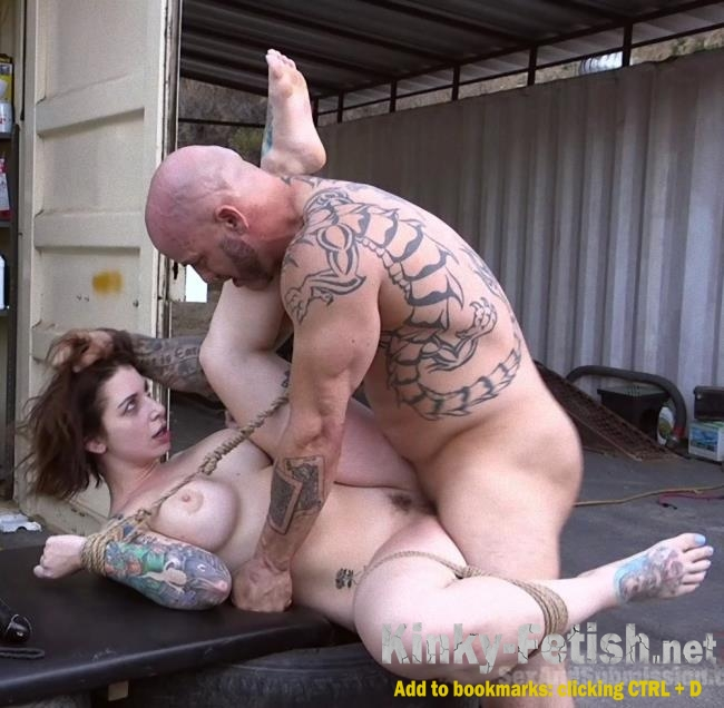 Ivy LeBelle - Hard Luck Anal (Kink, SexAndSubmission) | (HD | 2017)