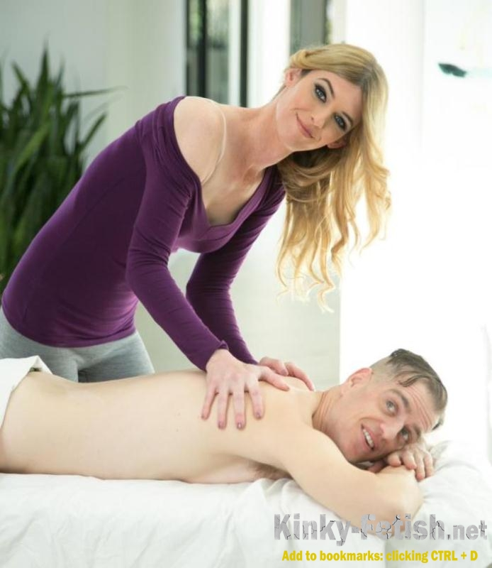 Chad Diamond, Mandy Mitchell - Rescue Massage (Transsensual) | (HD 720p | 2017)