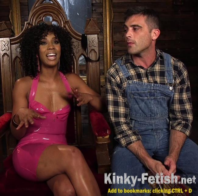 Ebony kink
