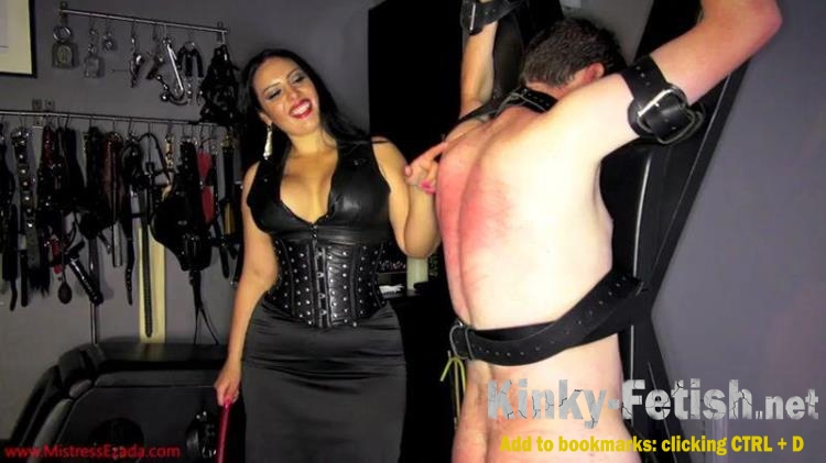 Mistress Ezada - Just a piece of meat for Our whips (MistressEzada) | (SD / 406p | 2017)