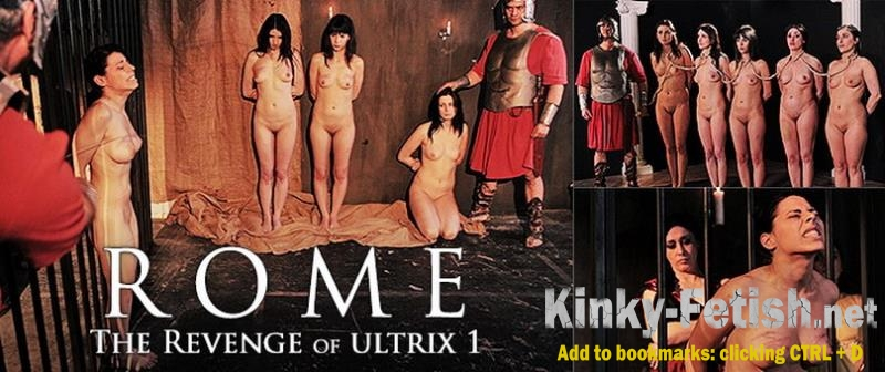 ROME - The Revenge of Ultrix, part 1 (ElitePain) | (HD | 2015)