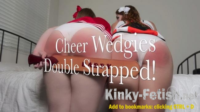 Double Strapped by Daddy - naughty Cheerleaders (HD | 2016)