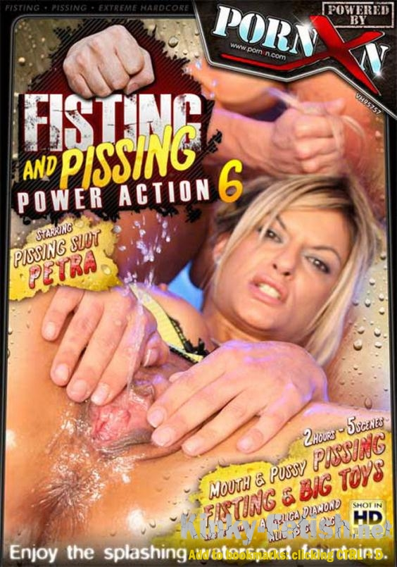 Petra, Angelica Diamond, Aliz, Gigi, Olga - Fisting and Pissing Power Action 6 (SweetPictures) | (SD | 2017)