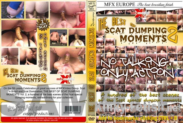 Brazilian Girls - MFX-the best scat dumping moments 2 (SD | 2017)