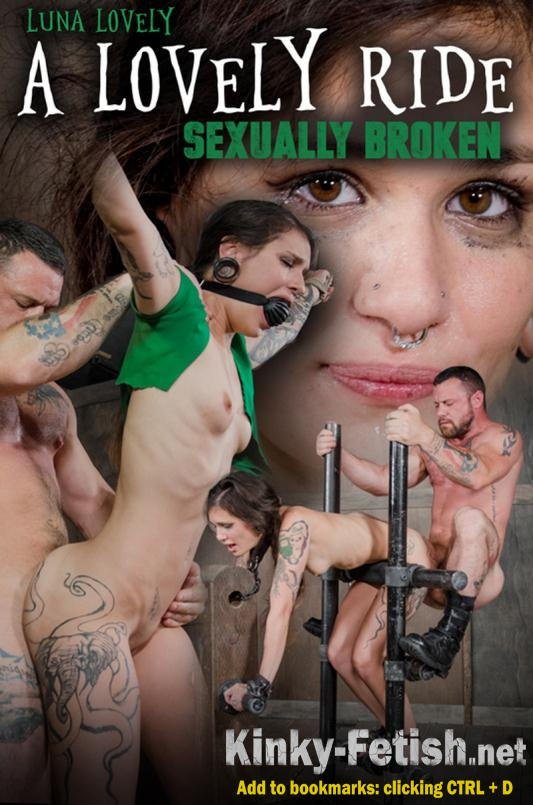 Luna Lovely, Sergeant Miles - A Lovely Ride (SexuallyBroken) | (HD | 2017)