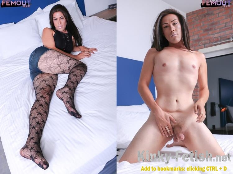 Kylie - Kylie / Fiery Kylie Showing Her Goods! (Femout) | (HD | 2017)