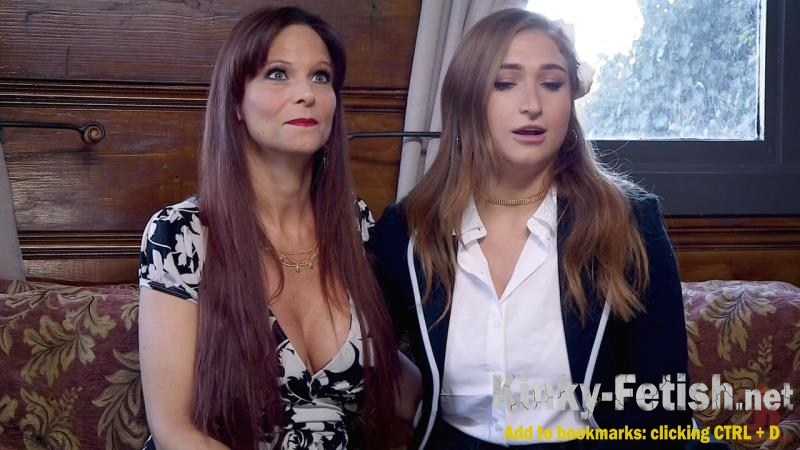 Ramon Nomar, Syren de Mer, Skylar Snow - The Perfectionist: Anal Seductress Teaches Co-ed to Squirt for Grades (Kink) | (SD | 2018)