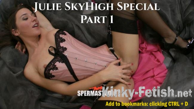 Julie SkyHigh Special Part 1 25 December 2017 (Sperma-Studio) | (FullHD | 2017)