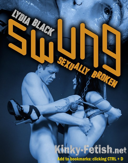 Lydia Black - Lydia Black is a human sex swing! (SexuallyBroken, IntersecInteractive) | (HD | 2018)