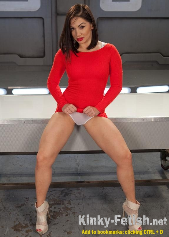 Lea Lexis - Big Toys, Fast Machines, and Anal Fisting!! (Kink) | (HD | 2015)