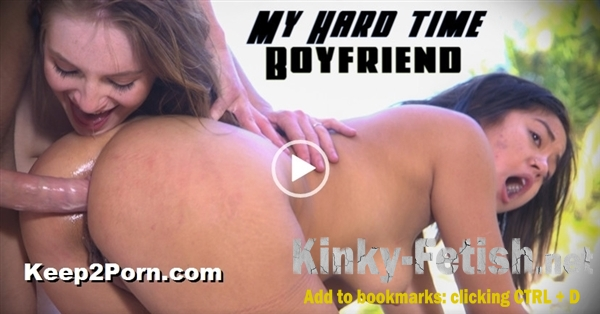 Maya Kendrick, Kendra Spade - My Hard Time Boyfriend (SexAndSubmission, Kink) | (SD | 2017)