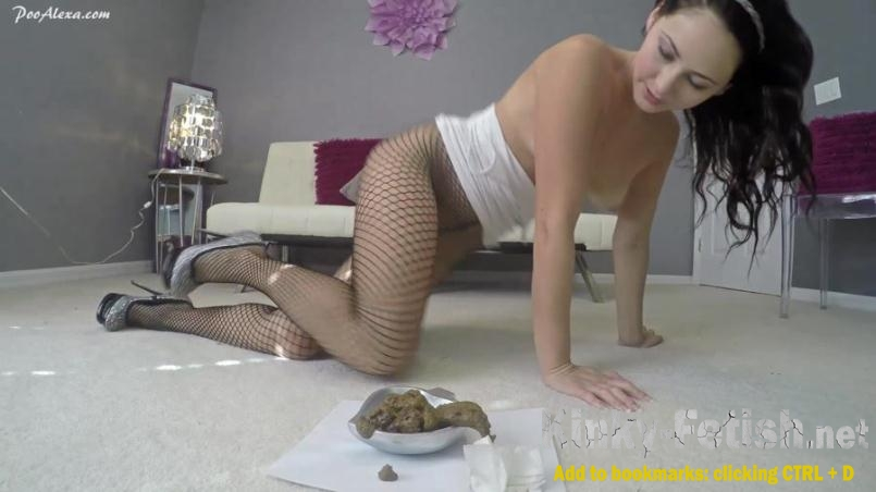 Alexa (Jessica Valentino) - Eat Your Own Shit Instructions (FullHD | 2016)
