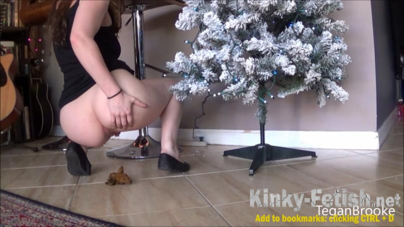 Tegan  - Poo By The Christmas Tree (FullHD | 2019)