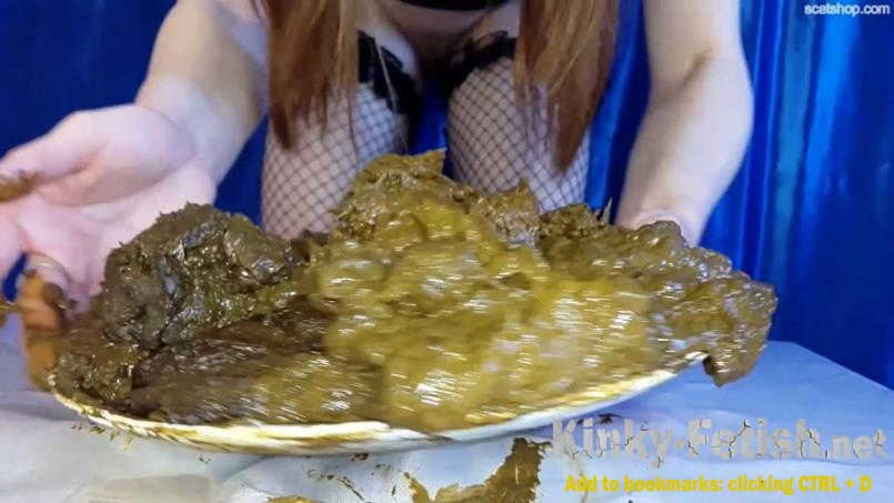 Anna Coprofield - Delicious Dish for My Gourmet (FullHD | 2019)