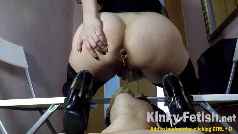 ElenaToilet - Delicious Shit for New Slave (FullHD | 2019)