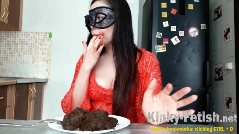 Lina - Xtreme Enormous Scat Swallow Without Camera Stop By Top Babe (FullHD | 2019)