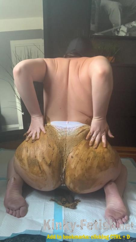 Natalielynne699  - This panty poop turned real messy (UltraHD/2K | 2020)