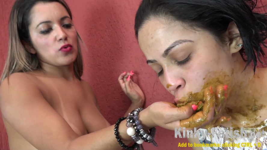Katrina, Bianca - Eat My Big Shit And My Pee Bitch By Top Girl (UltraHD/4K | 2020)