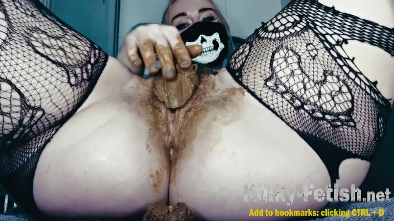 DirtyBetty - The desire to sit on the poop (FullHD | 2019)