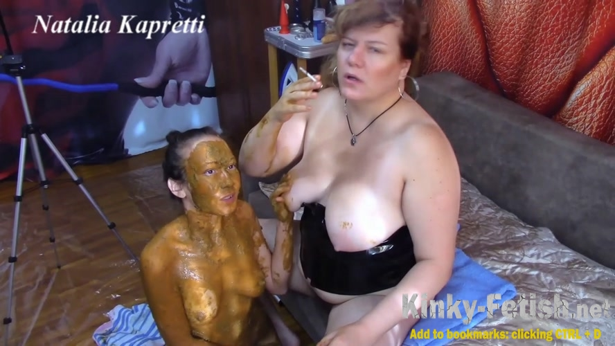 Mistress  - She covered in shit, she my toilet (FullHD | 2020)